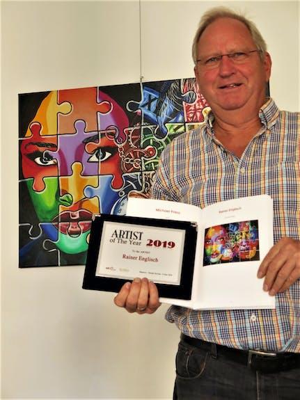 Rainer Englisch «Artist of the Year 2019»