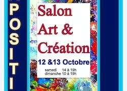 Salon Art & Création/Entrée libre