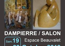 Expo à Dampierre sur Salon