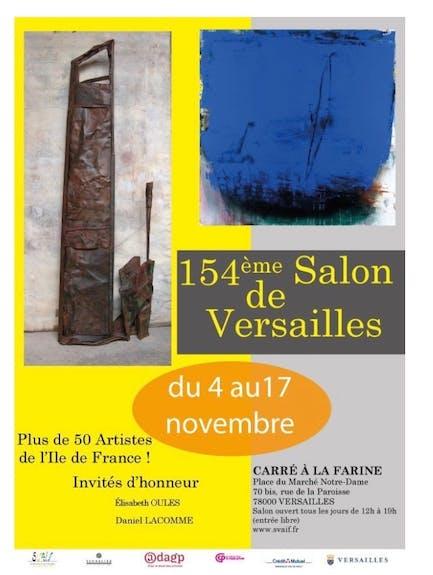 154 Ème Salon de Versailles