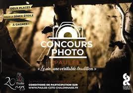 Concours photos Paulée