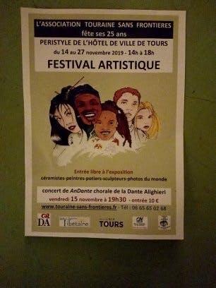 Festival artistique