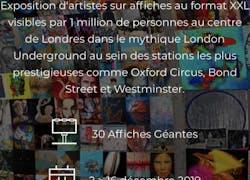 Participation à l'Expo Métro de Londres
