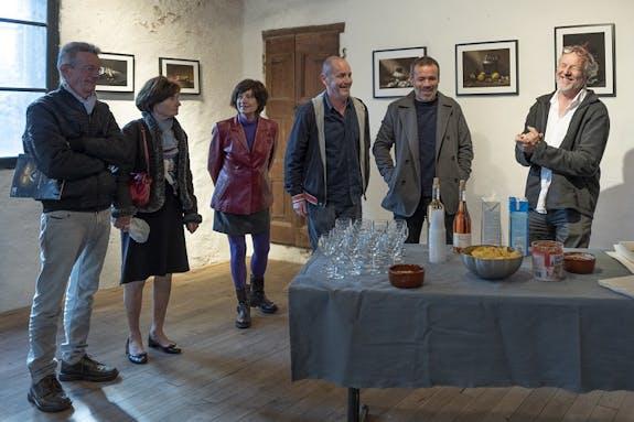 Expoistion à la Galerie des métiers d'art de Sant-Roch