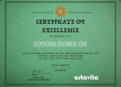 Artavita international online art contest