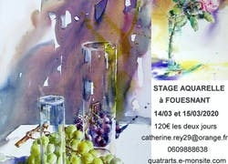 Stage aquarelle