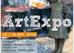 40Ème Salon Art Expo