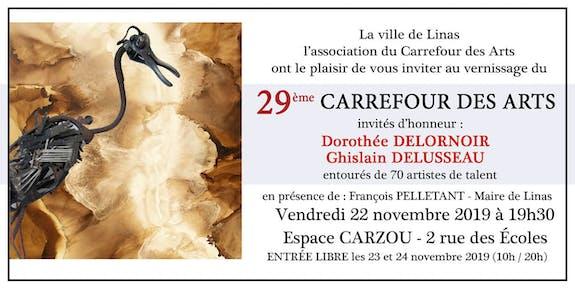 Carrefour des Arts de Linas