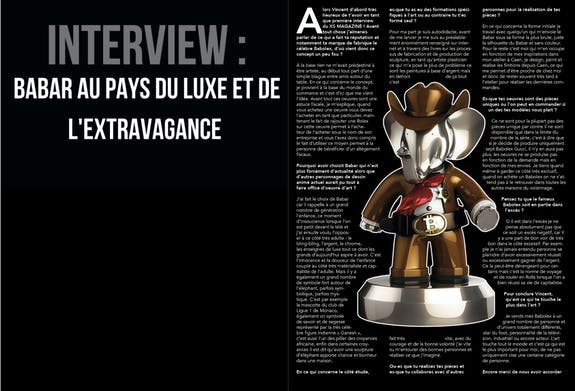 Suite de l'interview pour xs Magazine :