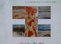 Exposition peintures au pastel sec par Isabelle Douzamy