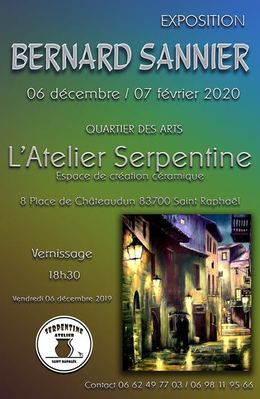 Exposition - Huiles