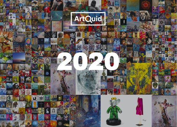 ArtQuid wishes you a Happy New Year 2020!