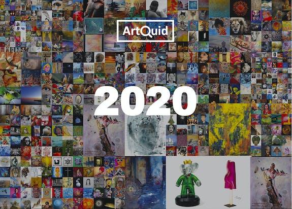¡ArtQuid te desea un Feliz Año Nuevo 2020!