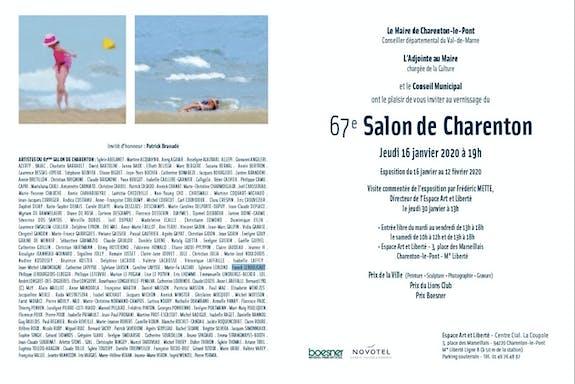 67Eme Salon de Charenton