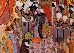 Miniature Paints-Mystical Ancient Turkish Art