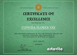Artavita contest 35