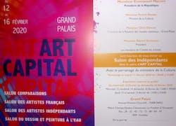 Art en Capital - Grand Palais