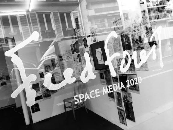 Space media