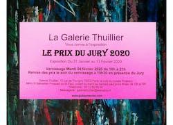 Le prix du jury 2020