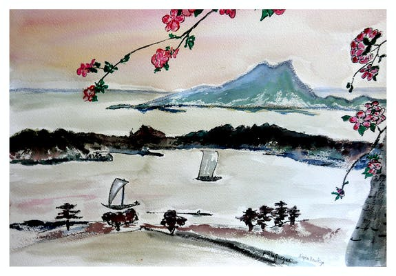 Rencontres : expo de peintures