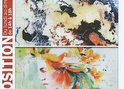 Exposition d'Aurélie Carleton et d'Elise Rioux