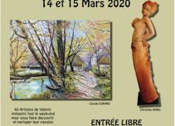 Marche d'art et d'ARTISANAT de nandy (77)