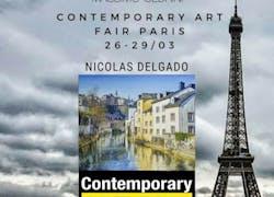 Contemporary art fair Paris – International contemporary