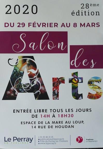 Salon des Arts 2020 du Perray en Yvelines