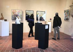 Exposition chateau d'ardelay