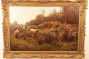 19Th Century Painter Bio: william sidney cooper (british 1854 – 1927)