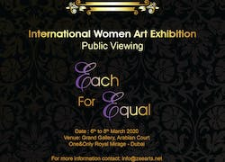 «Art Connects Women» dubai