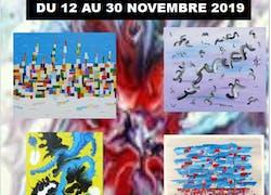 Exposition d'acryliques
