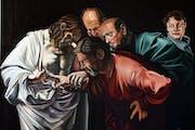 Le Seuil ou l'incrédulité de Saint-Thomas