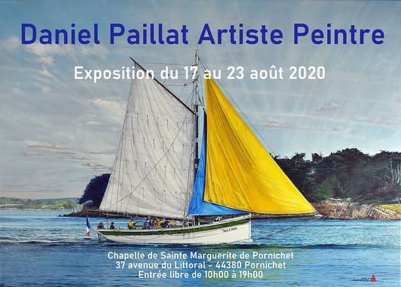 Daniel Paillat Artiste Peintre