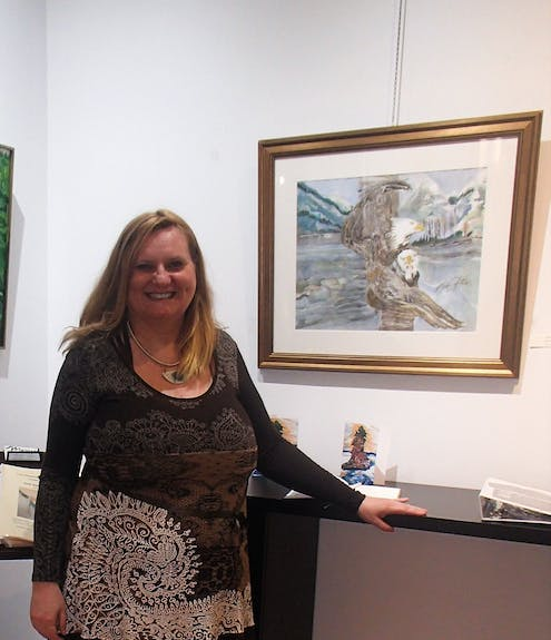 The importance of Local Collectors by Karen Colville Canadian Artist