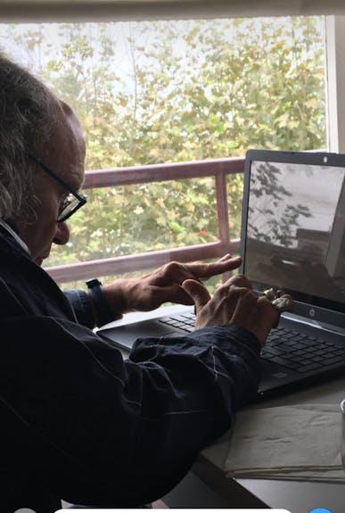 Breve post sobre el pintor Henri Rousseau (alias el Aduanero)