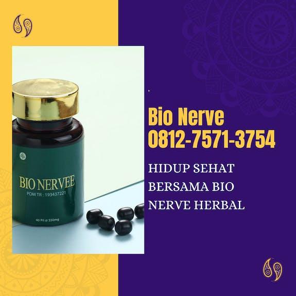 Agen Bio Nerve Cikarang Dan Bekasi wa: 0812-7571-3754