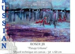 Exposición Desde Rusia con Arte