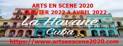 Expos cuba janvier 2022 a avril 2022