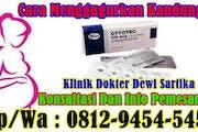 Klinik aborsi kuret khusus pekalongan 081294545456 Obat Aborsi Cytotec