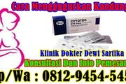 Jual obat cytotec asli pontianak 081294545456 Obat Aborsi Cytotec