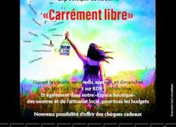 Exposition collective «Carrément Libre»