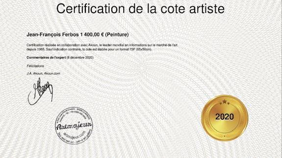 Certification Akoun