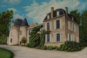 Les châteaux girondins
