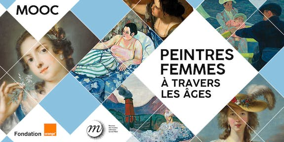 Mooc Fondation Orange femmes peintres a travers les ages