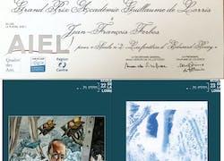 Grand prix Académie Guillaume de Lorris 2021