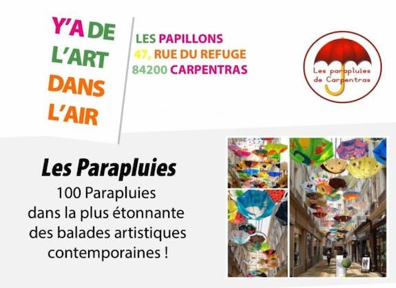 6Ème Festival les Parapluies de Carpentras