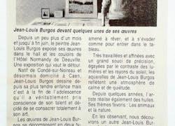 Deauville (Printemps 1992)