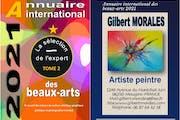 Annuaire Internationnal des Beaux Arts 2021