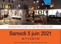 La Nuit des Artistes le 5 juin 2021